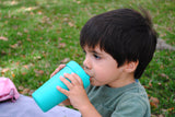 Re-Play No-Spill Sippy Cup - Sky Blue - Three Bears Kids