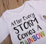 After Every Storm Romper - Three Bears Kids