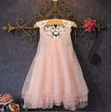 Alexia Chiffon Dress - Three Bears Kids