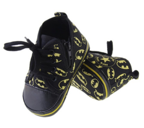 Baby Batman Sneakers - Three Bears Kids