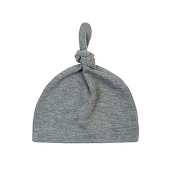 Baby Beanie - Grey - Three Bears Kids