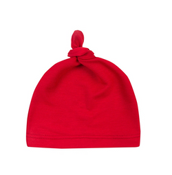 Baby Beanie - Red - Three Bears Kids