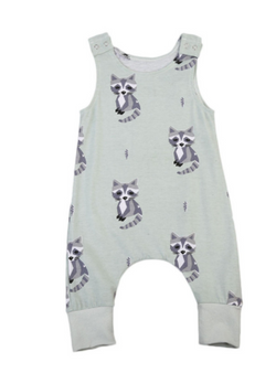 Baby Fox Romper - Three Bears Kids