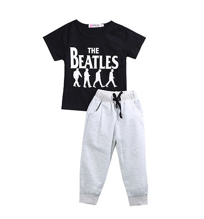 Beatles 2 Piece Set - Three Bears Kids