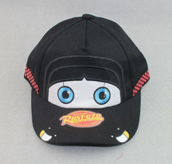 Cars - Black Rusteze Cap - Three Bears Kids