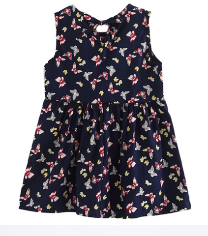 Sweet Butterfly Dress - Three Bears Kids
