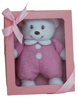 Elka Bear Gift Set - Pink - Three Bears Kids
