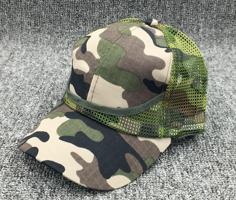 Camo Cap - Three Bears Kids
