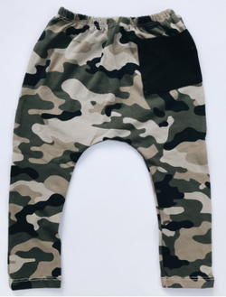 Camo Leggings - Three Bears Kids