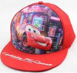 Cars Lightning McQueen Cap - Three Bears Kids