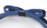 Denim Headband - Dark Blue - Three Bears Kids