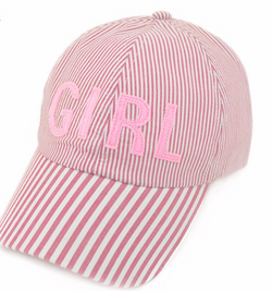 GIRL Cap - Three Bears Kids