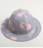 Grey Sun Hat - Three Bears Kids