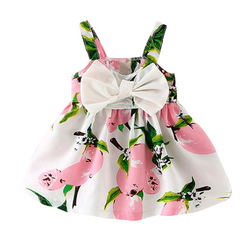 Lucy Bow Dress - Three Bears Kids