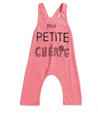 Ma Petite Cherie Romper - Three Bears Kids