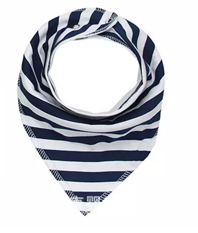 Bandana Bib - Striped - Three Bears Kids