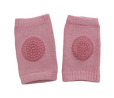 Crawling Knee Pads - Pink - Three Bears Kids