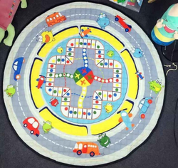 Quilted Playmat - Cars