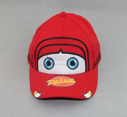 Cars - Red Rusteze Cap - Three Bears Kids