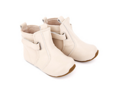 Skeanie - Cambridge Boots Latte - Three Bears Kids