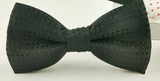 Bow Tie - All Black - Three Bears Kids