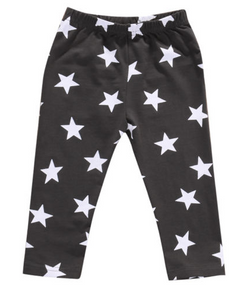 Starry Harem Pants - Three Bears Kids