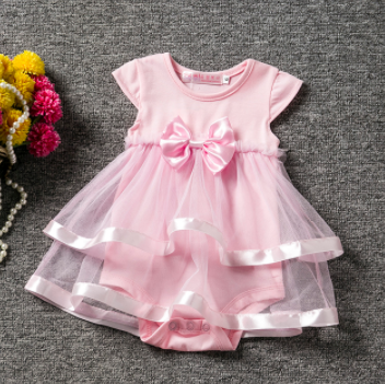 Soft Tulle Romper - Three Bears Kids