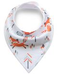 Bandana Bibs - Foxes And Arrows - Three Bears Kids