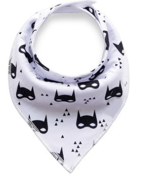 Bandana Bib - Batman - Three Bears Kids