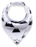 Bandana Bib - Twin Peaks - Three Bears Kids