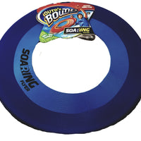 Out'dr (Outdoor) Bound Extra Large Blue & Aqua Soaring Flyer Round Disc Frisbee