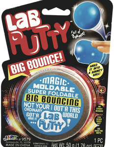 Lab Putty Magic Moldable Foldable Big Bounce Stretchy Moldable  50g Putty