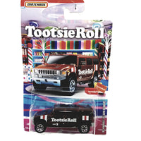 Matchbox Limited Candy Series Brown Tootsie Roll 2002 Hummer H2 SUV Concept 1/64 S Scale Car Diecast