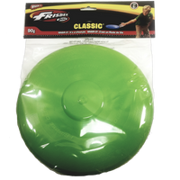"Wham-O Lime Green Classic 90g 8.75"" Durable Round Frisbee Flying Disc Toy"