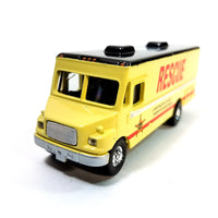 Huntington County Sheriff Dept MT-55 Freightliner Rescue Unit 1/87 HO Scale