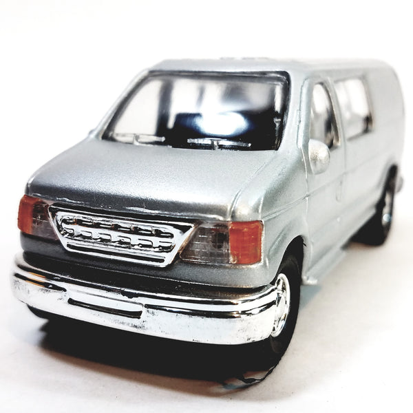 Gray Ford Panel Delivery/Passenger Van 1/43 O Scale Commercial Truck