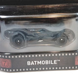 Hot Wheels Batman Premium Series Batman VS Superman Batmobile 1/64 Diecast Car
