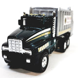 "SF Toys Green Garbage Truck Recycle/Waste Management Dept 6"" Diecast Commercial Vehicle"