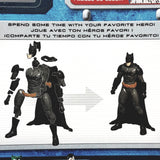 "Bandai Sprukit New 52 DC Comic Batman Poseable 4"" Figure 36 Piece Level 1 Mod..."