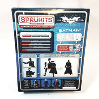 "Bandai Sprukit New DC Comic Batman The Dark Knight Rises Poseable 4"" Figure 3..."
