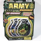 Army Command War Joker Bomb Bags Novelty 4 pack Set Novelty Gags & Jokes