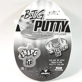 BIG Putty Large Putty Egg Shaped Putty Case 1.76 oz Goop