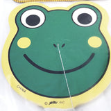 Backyard Fun Frog Shaped Paddle & Paddle Ball