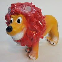 "Toon Time Jungle Animal Fearless Lion Soft Plastic 6"" Figure"
