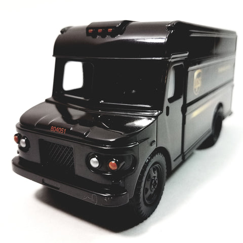 Daron 2011 UPS Package Delivery Truck 1/55 O Scale Diecast