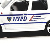 Daron NYPD Police Dept SUVA 1/64 S Scale New York City Diecast SPECIAL OPS Truck