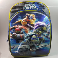 "New Teenage Muant Ninja Turtles3D Large 16"" School Bag/Knapsack/Backpack"
