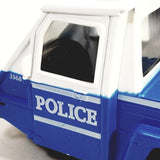 Blue & White 1993 Cushman Utility PoliceTicket Patrol 1/34 Scale Unmarked New York Colors