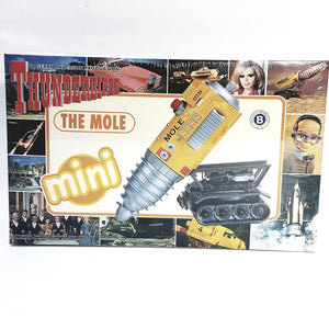 Aoshima Gerry Anderson Mini Thunderbirds The Mole Model 8393