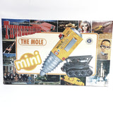 Aoshima Gerry Anderson Mini Thunderbirds The Mole Model Kit #8393